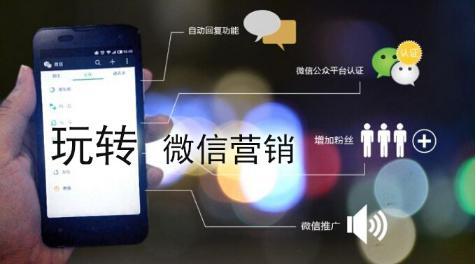 微信推广营销软文